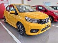 Bán Honda Brio G đời 2020, màu vàng cá tính, xe nhập, giá tốt giá 418 triệu tại Tp.HCM