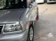 Cần bán gấp Suzuki Grand vitara XL sản xuất năm 2003, màu bạc, giá 188tr giá 188 triệu tại Hà Nội