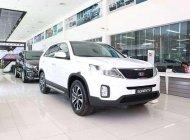 Bán xe Kia Sorento 2.4 GAT Deluxe đời 2020, màu trắng giá 799 triệu tại Bình Thuận