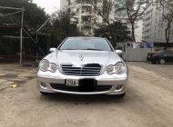 Cần bán gấp Mercedes C240 đời 2005, màu bạc, nhập khẩu nguyên chiếc giá cạnh tranh giá 191 triệu tại Hà Nội