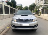 Cần bán Toyota Fortuner 2.5G sản xuất 2015, màu bạc số sàn, giá 755tr giá 755 triệu tại Tp.HCM