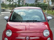 Cần bán Fiat 500 1.2 AT 2009, màu đỏ, nhập khẩu   giá 418 triệu tại Tp.HCM