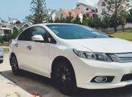 Bán ô tô Honda Civic sản xuất năm 2012, màu trắng xe gia đình giá 505 triệu tại Lâm Đồng