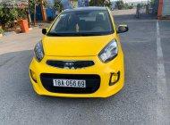 Bán xe cũ Kia Morning EX đời 2015, màu vàng giá 178 triệu tại Nam Định