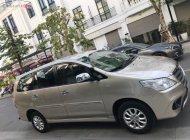Cần bán Toyota Innova 2.0G AT năm sản xuất 2014, màu bạc số tự động giá 525 triệu tại Hải Phòng