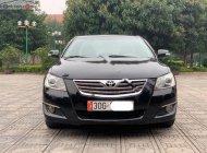 Cần bán Toyota Camry 2.4 G năm 2007, màu đen, nhập khẩu giá 430 triệu tại Hà Nội