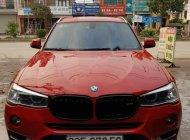 Cần bán gấp BMW X3 xDrive28i đời 2016, màu đỏ, nhập khẩu nguyên chiếc chính chủ giá 1 tỷ 375 tr tại Hà Nội