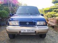 Bán Suzuki Vitara sản xuất 2003, màu xanh lam giá 192 triệu tại BR-Vũng Tàu