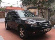 Bán ô tô Hyundai Santa Fe năm 2007, màu đen, nhập khẩu số tự động, 430tr giá 430 triệu tại Hà Nội