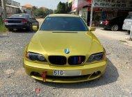 Cần bán xe BMW 3 Series sản xuất năm 2004, màu vàng, nhập khẩu nguyên chiếc, giá chỉ 350 triệu giá 350 triệu tại Tp.HCM