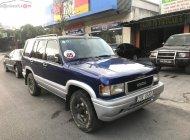 Xe Isuzu Trooper sản xuất năm 1998, màu xanh lam, nhập khẩu giá 90 triệu tại Hải Dương