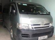 Cần bán xe Toyota Hiace năm 2007, màu xanh lam, giá chỉ 270 triệu giá 270 triệu tại Hà Nội