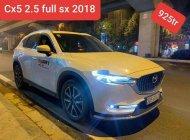 Xe Mazda CX 5 2.5AT năm sản xuất 2018, màu trắng xe gia đình, 925tr giá 925 triệu tại Hà Nội