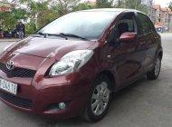 Bán Toyota Yaris sản xuất 2009, màu đỏ, xe nhập, giá chỉ 335 triệu giá 335 triệu tại Hải Phòng