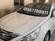 Cần bán gấp Hyundai Sonata 2013, màu trắng, nhập khẩu chính chủ giá 650 triệu tại Tp.HCM