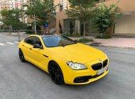 Bán ô tô BMW 6 Series đời 2016, màu vàng, xe nhập giá 2 tỷ 500 tr tại Tp.HCM