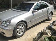 Xe Mercedes C class sản xuất 2004, màu bạc, 190 triệu giá 190 triệu tại Tp.HCM