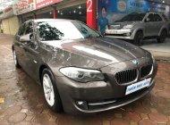 Bán xe BMW 5 Series 523I 2011, màu nâu, xe nhập giá 830 triệu tại Hà Nội