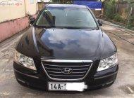 Bán Hyundai Sonata 2.0 AT đời 2009, màu đen, nhập khẩu  giá 344 triệu tại Quảng Ninh