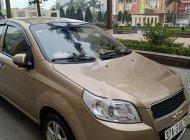 Bán ô tô Chevrolet Aveo đời 2016, màu vàng ít sử dụng giá 310 triệu tại Hà Nội