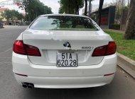 Bán xe BMW 5 Series 520i sản xuất năm 2013, màu trắng, xe nhập, giá tốt giá 979 triệu tại Tp.HCM