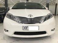 Bán Toyota Sienna Limited 3.5V6 sản xuất 2013 đăng  ký 2015 cá nhân xe màu trắng nguyên bản từ đầu giá 2 tỷ 150 tr tại Hà Nội