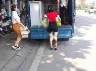 Bán Kia K165 năm sản xuất 2017, màu xanh lam, giá cạnh tranh giá 320 triệu tại Quảng Ninh