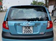 Bán Hyundai Getz đời 2007, màu xanh lam, nhập khẩu số tự động, giá chỉ 186 triệu giá 186 triệu tại Hà Nội