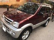 Cần bán gấp Daihatsu Terios MT 4WD đời 2006, màu đỏ   giá 198 triệu tại Hà Nội