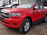Cần bán gấp Ford Ranger Wildtrak 2.0L 4x2 đời 2018, màu đỏ giá cạnh tranh giá 918 triệu tại Hà Nội
