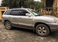 Bán ô tô Hyundai Santa Fe đời 2004, nhập khẩu nguyên chiếc, máy dầu giá 300 triệu tại Hà Nội