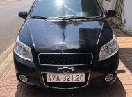 Bán Chevrolet Aveo năm sản xuất 2013, màu đen, 275tr giá 275 triệu tại Đắk Lắk