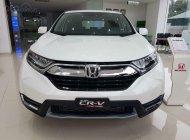 Xe sẵn - Giao ngay: Khi mua Honda CR V năm sản xuất 2019, màu trắng giá 983 triệu tại Tp.HCM