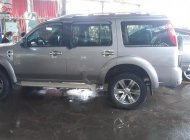Cần bán gấp Ford Everest đời 2010, màu bạc giá cạnh tranh giá 438 triệu tại Tp.HCM