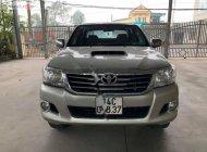 Bán Toyota Hilux 4x4 MT sản xuất năm 2012, màu bạc, nhập khẩu còn mới giá cạnh tranh giá 413 triệu tại Hải Dương