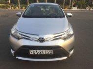 Bán Toyota Vios năm sản xuất 2014, màu bạc giá 365 triệu tại Tây Ninh