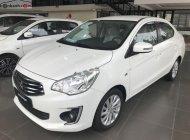 Bán ô tô Mitsubishi Attrage 1.2 CVT Eco đời 2020, màu trắng, xe nhập giá 395 triệu tại Cần Thơ