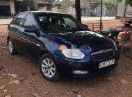 Cần bán lại xe Hyundai Verna MT năm 2009, màu xanh lam, xe nhập chính chủ giá 165 triệu tại Bình Phước