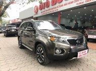 Cần bán lại xe Kia Sorento GATH năm sản xuất 2015, màu nâu xe gia đình giá 620 triệu tại Hà Nội