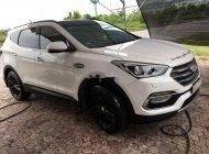 Cần bán lại xe Hyundai Santa Fe năm sản xuất 2017, màu trắng chính chủ giá 935 triệu tại Bắc Ninh