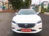 Cần bán gấp Mazda 6 2.0 2018, màu trắng giá 768 triệu tại Hà Nội