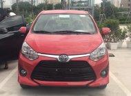 Cần bán xe Toyota Wigo 1.2AT năm sản xuất 2018, màu đỏ, nhập khẩu giá 405 triệu tại Hà Nội