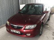 Bán Mazda 323 đời 2002, màu đỏ giá 135 triệu tại Đồng Tháp
