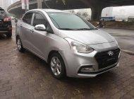 Cần bán xe Hyundai Grand i10 sản xuất 2018, màu bạc, số sàn giá 348 triệu tại Hà Nội