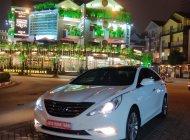 Cần bán xe Hyundai Sonata đời 2013, màu trắng, nhập khẩu nguyên chiếc giá 589 triệu tại Hà Nội