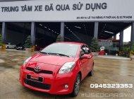 Cần bán gấp Toyota Yaris 1.5RS đời 2013, màu đỏ, xe nhập giá 520 triệu tại Tp.HCM