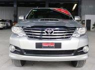 Cần bán xe Toyota Fortuner G đời 2016, màu bạc giá 830 triệu tại Tp.HCM