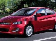 Bán xe Hyundai Accent 1.4 AT năm 2020, màu đỏ giá 538 triệu tại Bình Phước