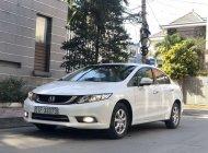 Cần bán xe Honda Civic năm 2015, màu trắng giá cạnh tranh giá 680 triệu tại Tp.HCM