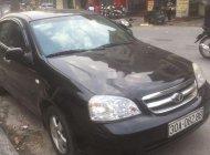 Bán Daewoo Lacetti sản xuất 2009, màu đen, 235tr giá 235 triệu tại Hà Nội